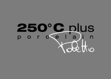 250° C plus