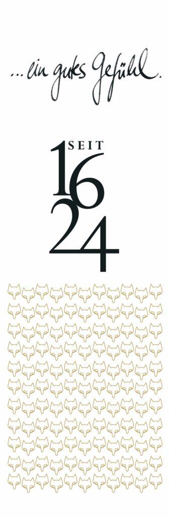Logo Design & Gestaltung für das Weingut Leo Fuchs an der Mosel