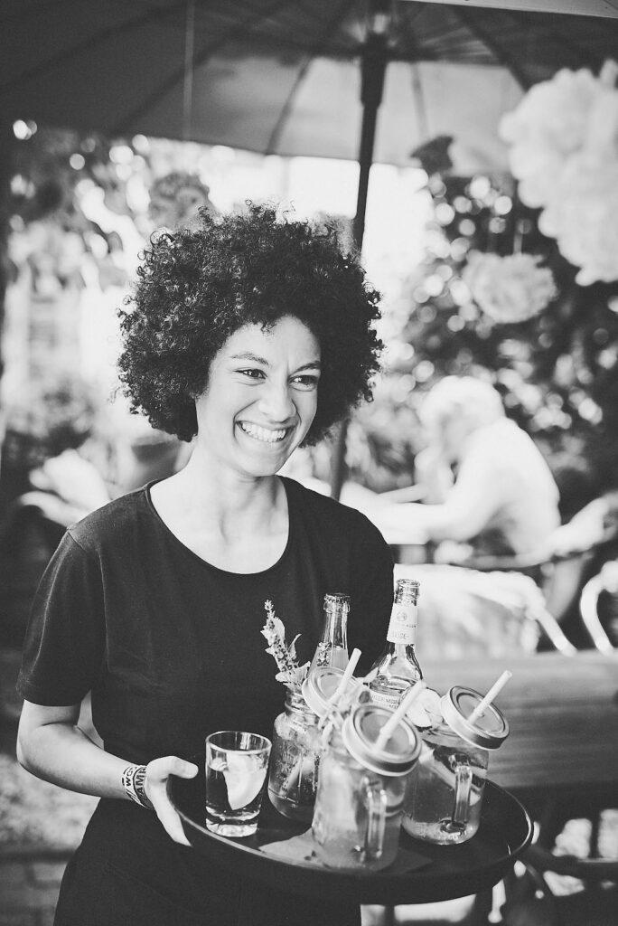 Stimmungsvolle Fotografie für Cafe Pfefferminzje in Koblenz
