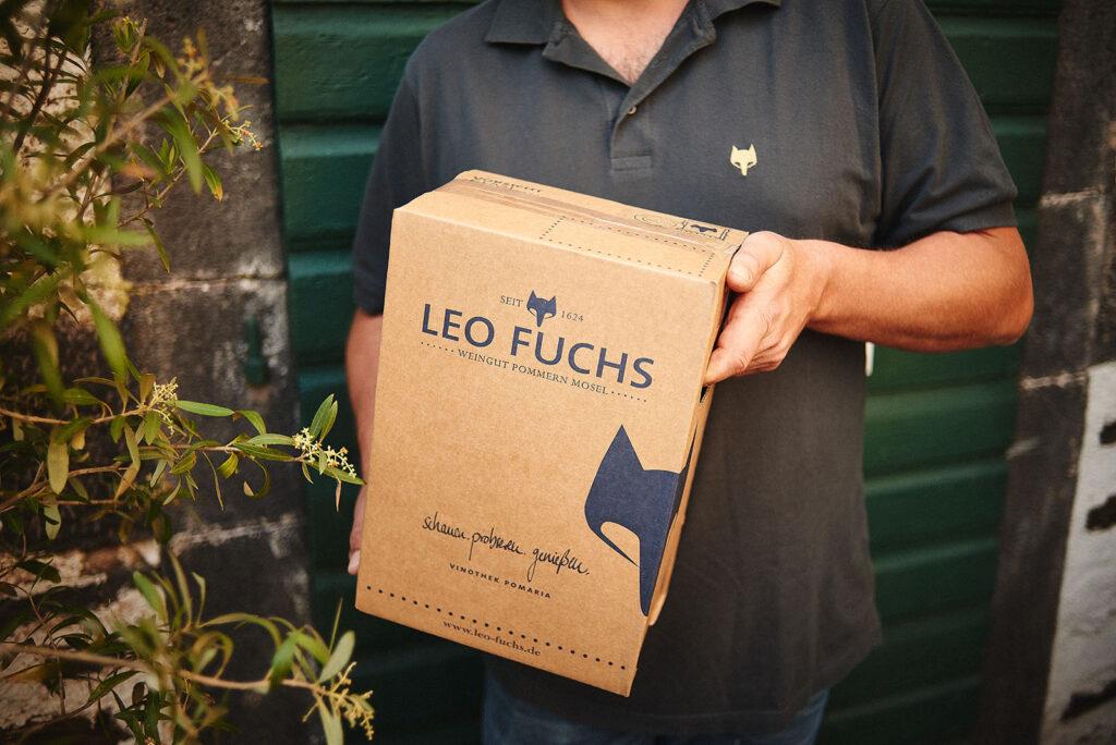 Imagefotografie für das Weingut Leo Fuchs in Pommern an der Mosel
